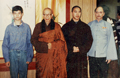 Master Sheng Yen and others